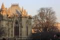 巴黎圣母院旁
