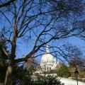 2010年白教堂雪景