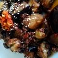 我做的菜 : 鱼香茄子