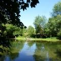 钓鱼 游泳 划船 野餐 四合院