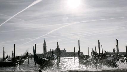 威尼斯,报道一下,刷个存在感