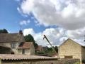 Montchauvet(Yvelines)大巴黎78省 19 Aout 徒步。