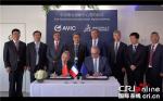 中国航空工业巴黎航展上受瞩目 已达成多项国际合作协议