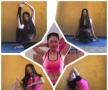 瑜伽是很好的解压运动方式 可以缓解抑郁症和塑身