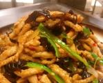 四川菜 鱼香肉丝