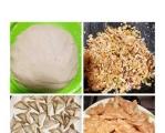三粉饺,家乡的味道,很久没有尝到妈妈的手艺了,今年太难了,想家了!