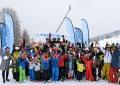 意大利华人办滑雪赛事宣传北京冬奥 多国青年参与