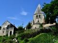 法国美丽小镇之一 yevre la chatel 一日游