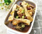 酸菜紅燒魚