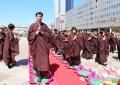 意大利那不勒斯龙泉佛教中心举行庆祝释迦摩尼佛诞生大法会 ...