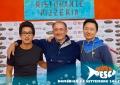 意华体育举办首届钓鱼比赛,旨在促进融入