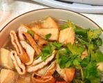 芋头粉条汤