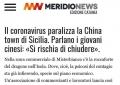 意大利西西里华侨华人青年会献爱心抗疫情