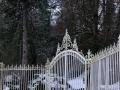 塞纳河边雪中别墅之二