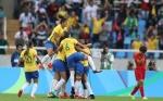 奥运会-玛塔献助攻 中国女足全场遭围攻0-3巴西