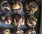 紫?面包,好看又好吃