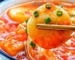 茄汁豆腐金针菇