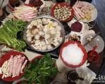 今天吃火鍋