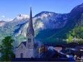 欧洲最美小镇Hallstatt