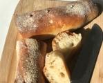 法式长棍面包的做法,超简单超简单