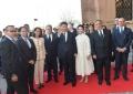 《习主席和安东尼奥》首发仪式在西西里巴勒莫举行