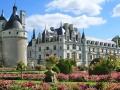 法国建在河上的女人城堡 在女人间代代相传