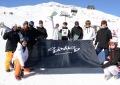 第四届意大利全球华人滑雪大赛成功举办,助力北京冬奥会