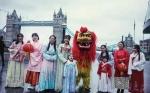 """英国伦敦塔桥之下的中国心——思塾""""鼠年新春庆典"""""""