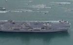 """英国最大军舰""""伊丽莎白女王""""号航母完成首航"""