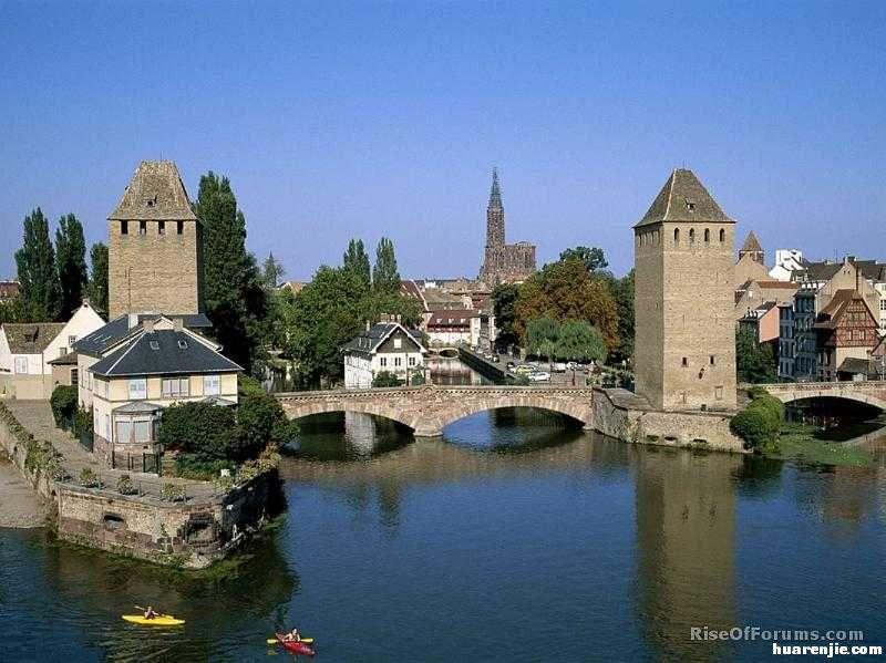 Petite France District, Strasbourg, Alsace, France.jpg