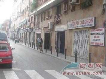 巴塞罗那Fondo中心华人鱼店周末经营遭西人举
