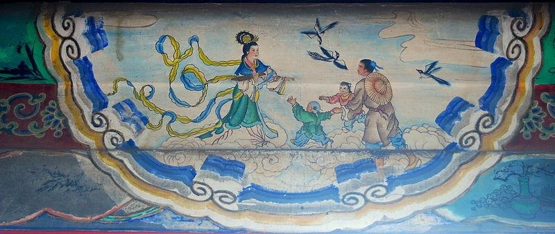 1. 七夕节的由来和牛郎织女的故事