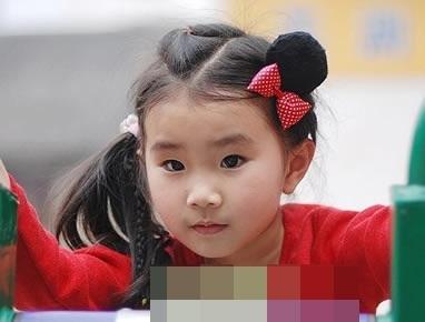 23款小女孩可爱发型