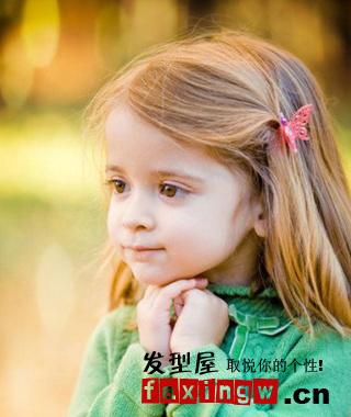 23款小女孩可爱发型 - 法国亲子家庭 - 华人街网