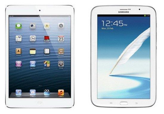 整体显示效果也不能与iPad 3或4的Retina屏幕显示.其对比度为较低