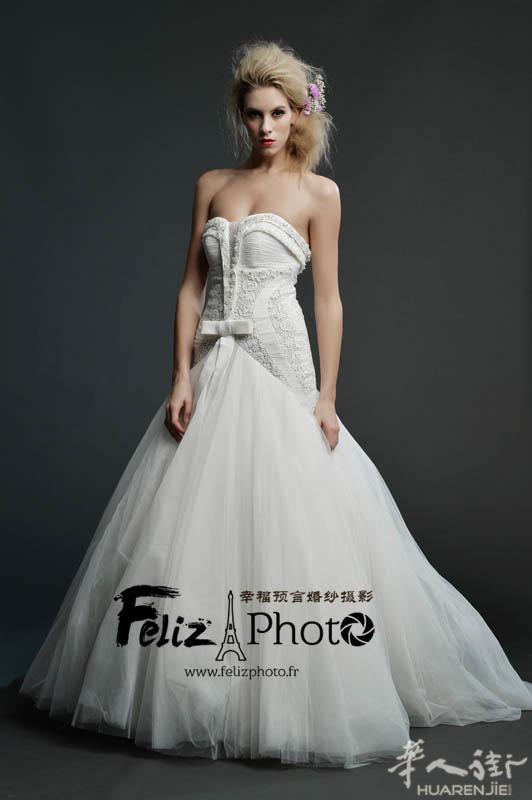 幸福预言2014年1月1日新款婚纱礼服推出