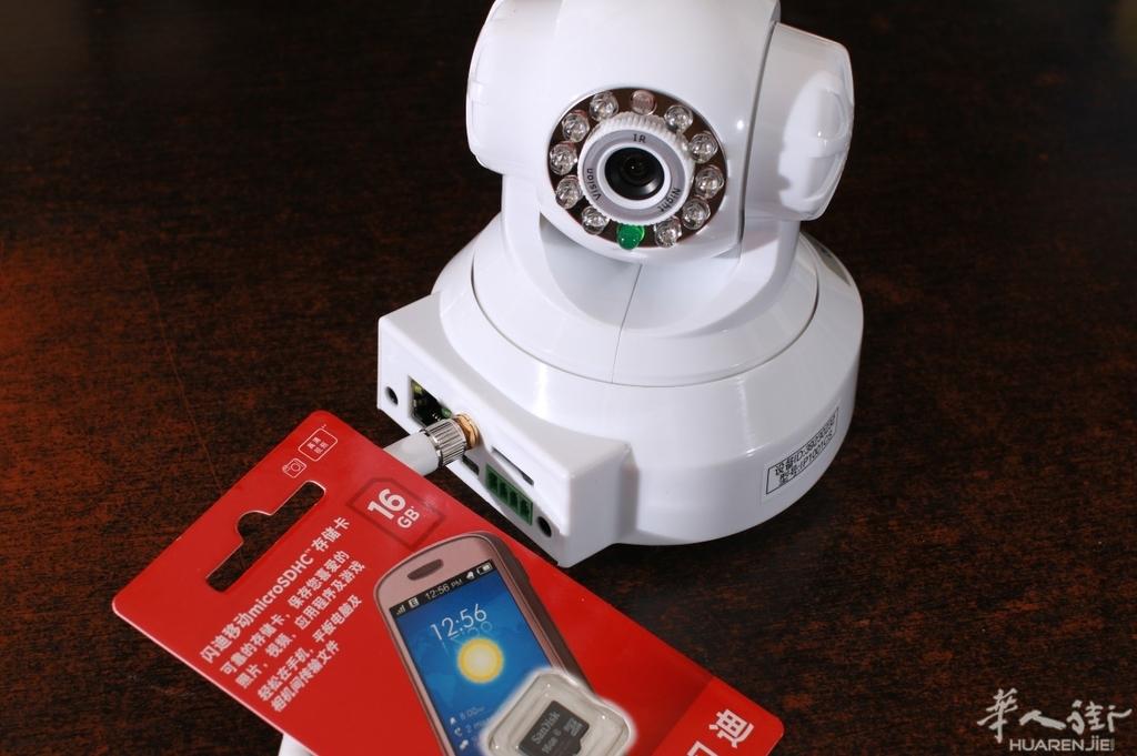 家庭餐馆监控安装,网络摄像机