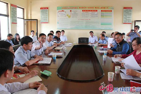 海南省琼海市公安局深入开展群众路线教育活动