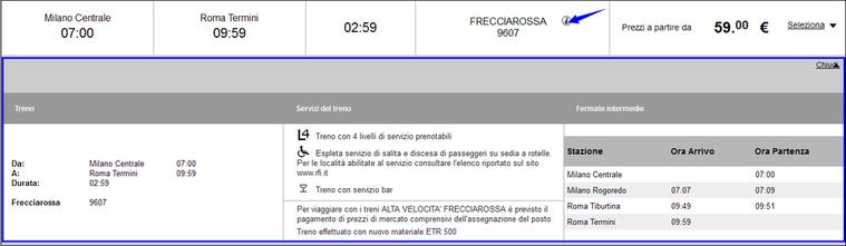 手把手教你在意大利Trenitalia官网购买火车票 生活百科 第8张