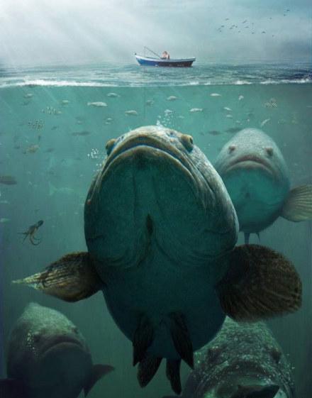看看你是否有深海恐惧症?