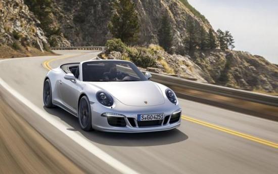 新一代保时捷911 gts发布 最大马力430ps