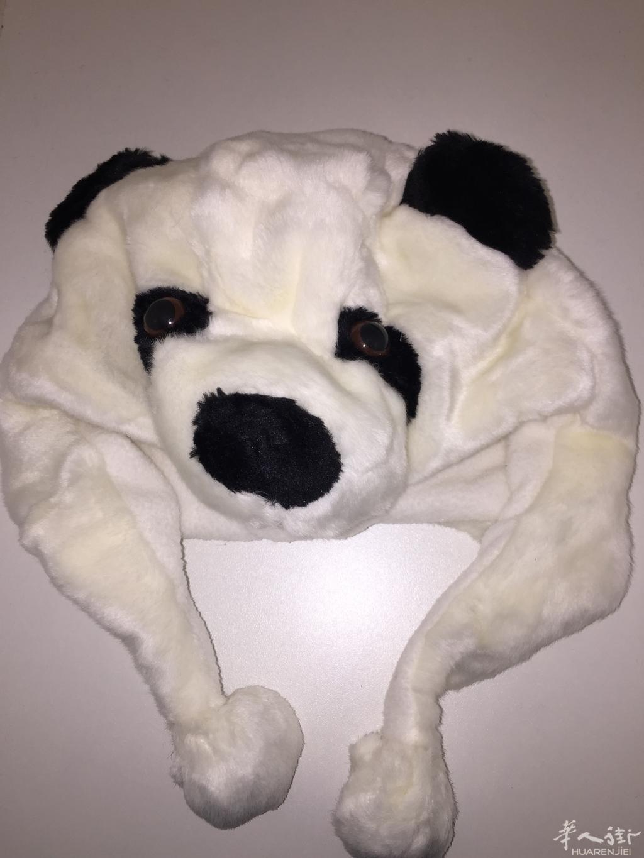 棒针编织宝宝帽动物图案