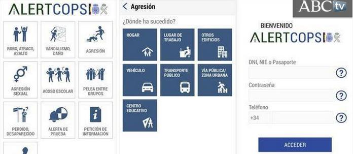 Alertcops:一款值得你拥有的西班牙全境报警神