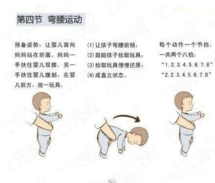 操妈妈图片_婴儿主被动操(7-12个月),妈妈们要学习的哟!