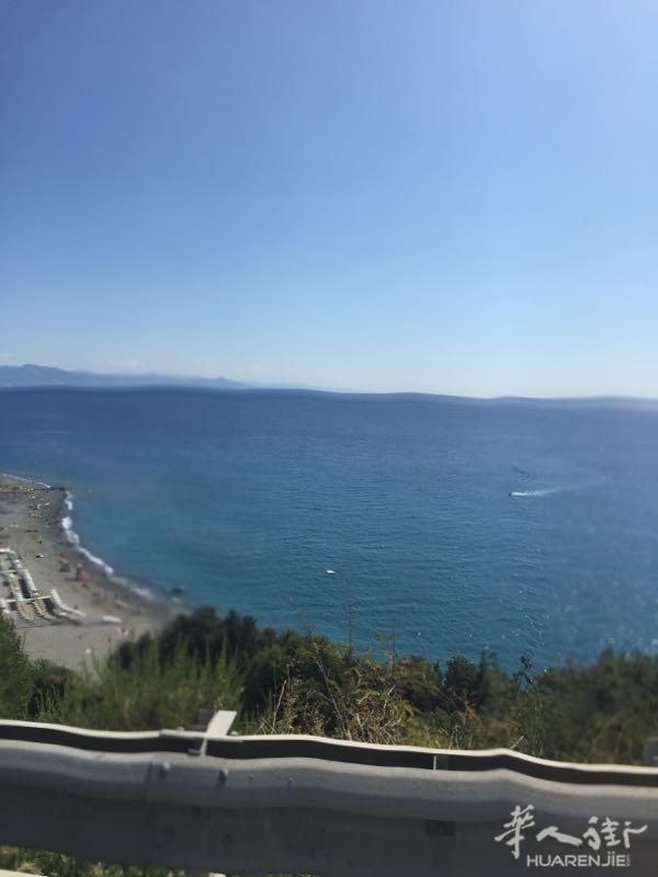 genova海上风景 - 意大利旅游 - 华人街网