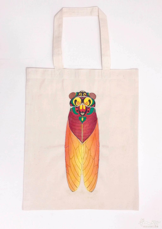 手绘布袋 环保袋