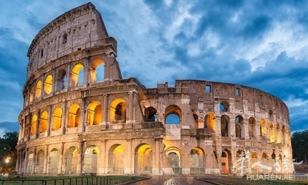罗马 斗兽场 古罗马竞技场 意大利语 Colosseo