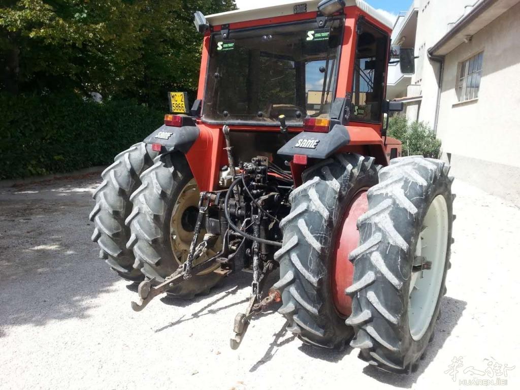 出售二手农用拖拉机一台