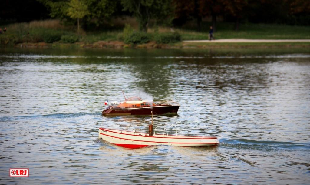 水上操练………………