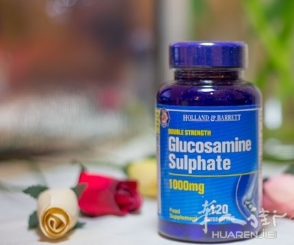 5.Glucosamine/Chondroitin & Rose Hip软骨素